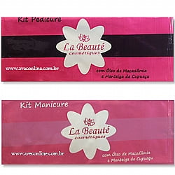 Kits Descartáveis Mãos e Pés - La Beauté